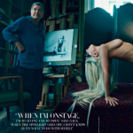 LADY GAGA <i> for </i> VANITY FAIR.